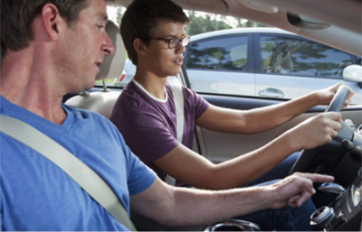 Texas Behind the Wheel Teen Driving Course