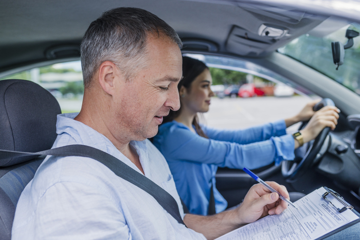 Texas Parent-Taught Driver Education In-Car Lssons